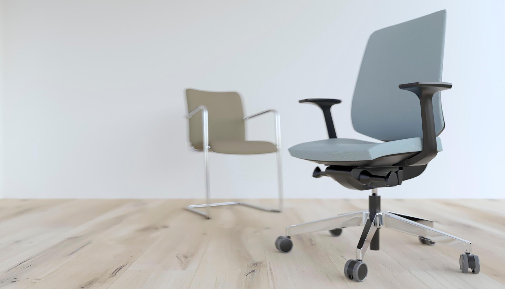 fotel biurowy solo