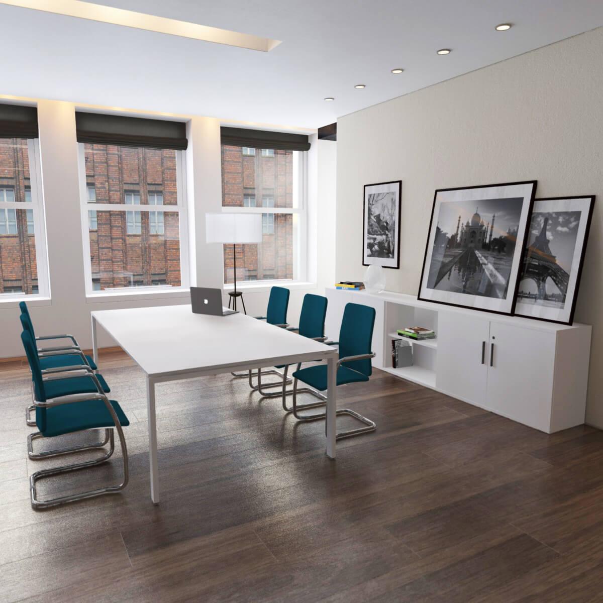 sala do spotkań biurowych