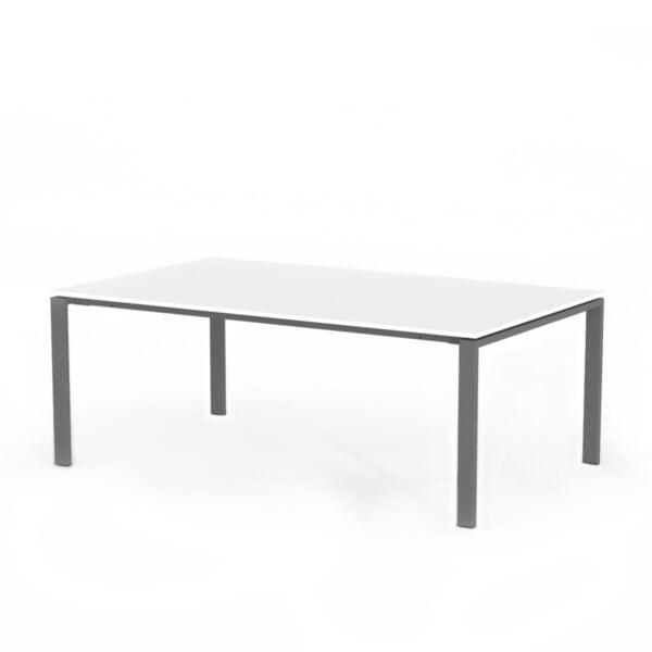 biały stół konferencyjny długość 200 cm
