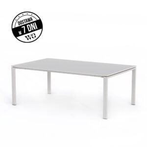 szary niewielki stół konferencyjny