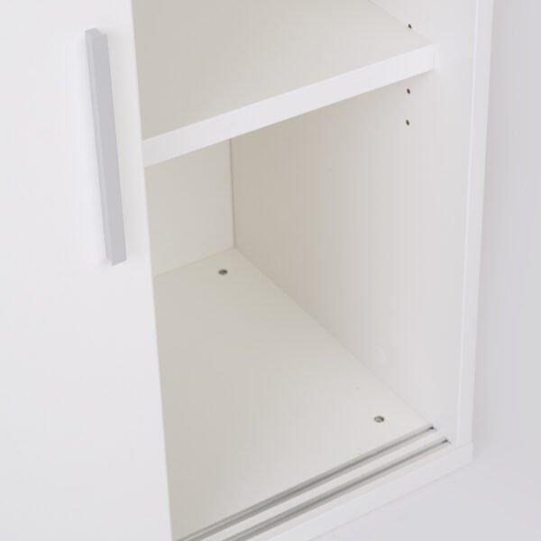 drzwi przesuwne w szafie aktowej