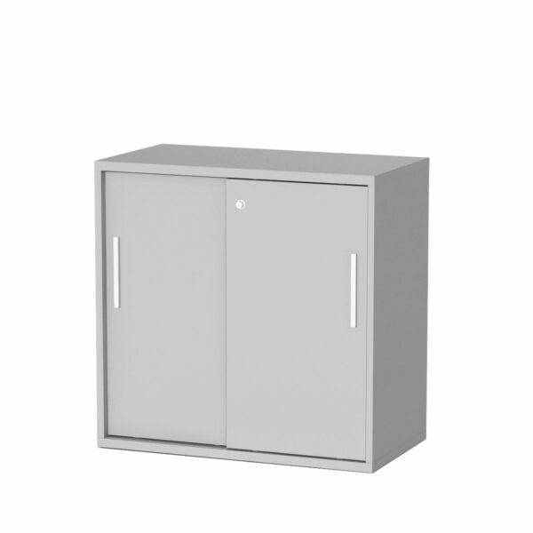 render małej biurowej szafy