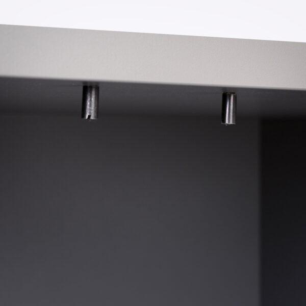 szczegóły szafy biurowej