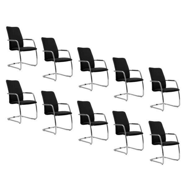 10 foteli