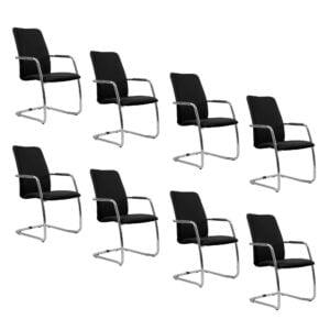 8 fotel do salki konf